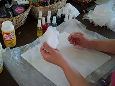 Paper Cloth Part 1