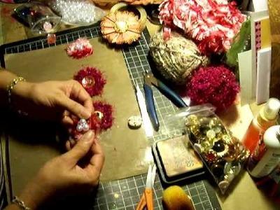 Paper Lace Flowers Part 2