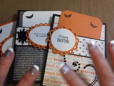 Simple Pocket Card Tutorial with Card Share