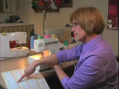 "The ""Secret"" to taming your Serger!"