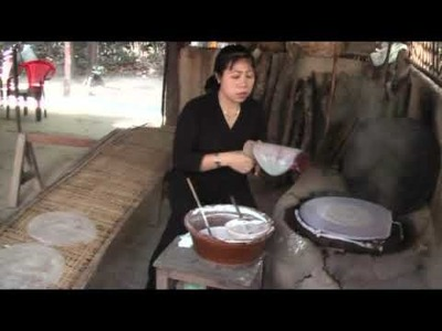 This Is How They Make Thin Rice Paper