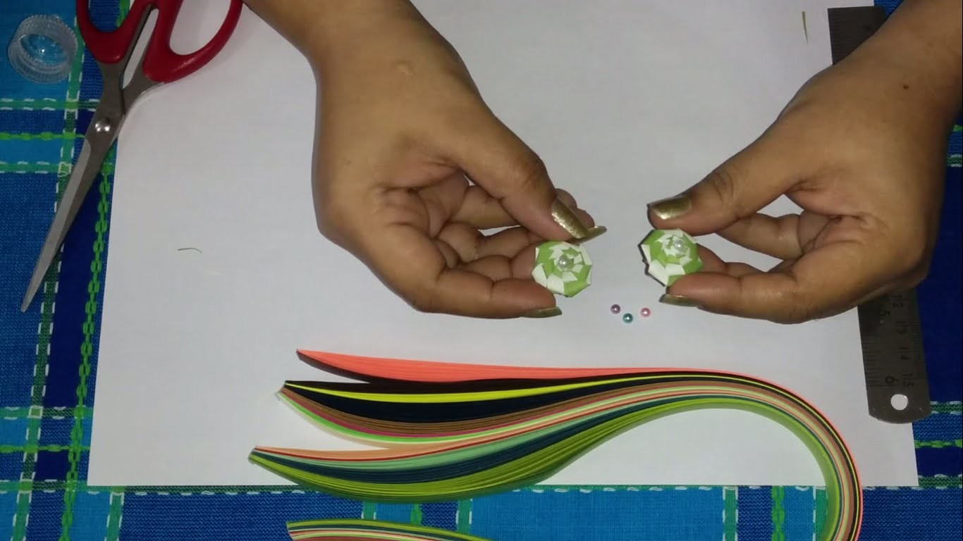 4. How to make Paper Rose