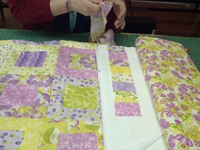 A Quilt Made for the Garden of Eden!