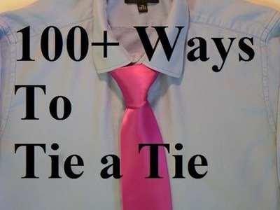 Animated - How To Tie a Tie for BEGINNERS - Double windsor - how to tie a necktie
