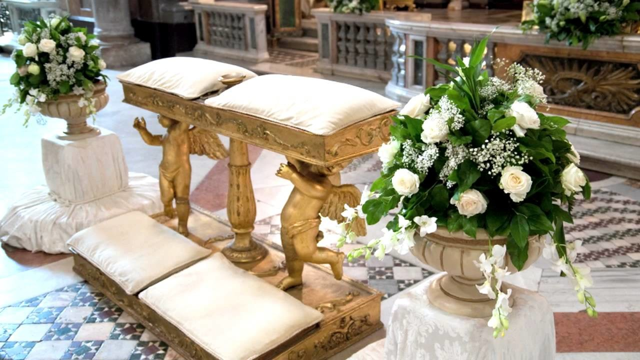 Best Wedding Church Altar Decorations