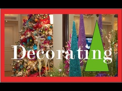 Christmas decorations - How to decorate with color for Christmas