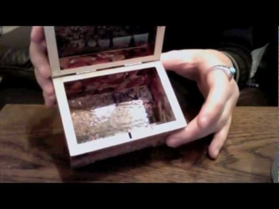 Decoupage Box Tutorial by Papered Spaces - Cambridge in Autumn.m4v