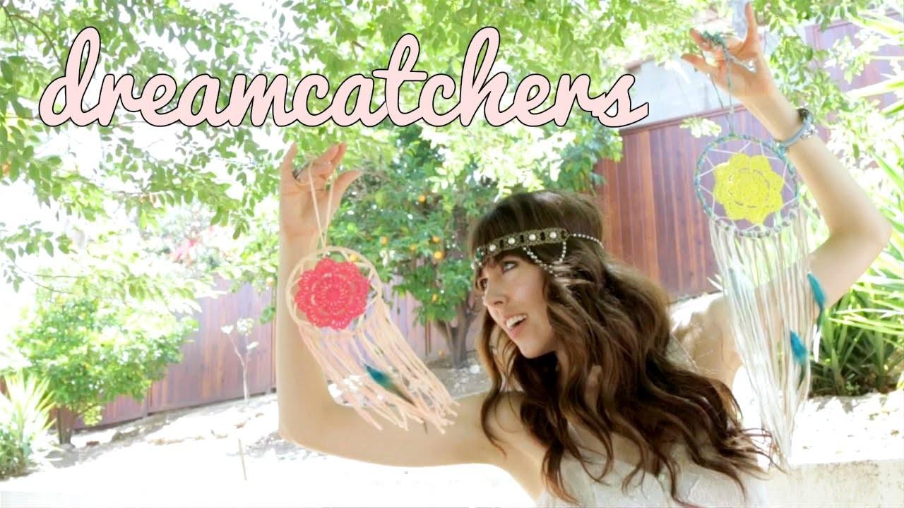 D.I.Y. Dreamcatchers!