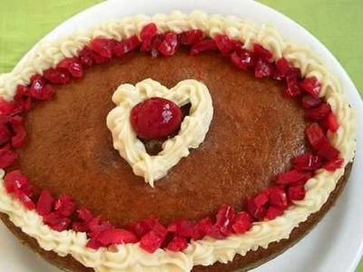 Eggless Vanilla Cake- Andhra Recipes - Telugu Vantalu