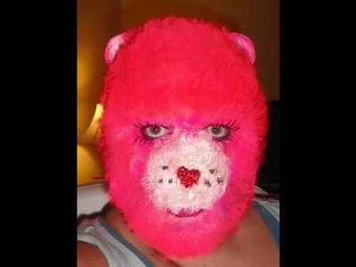 Halloween Tutorial: Care Bear