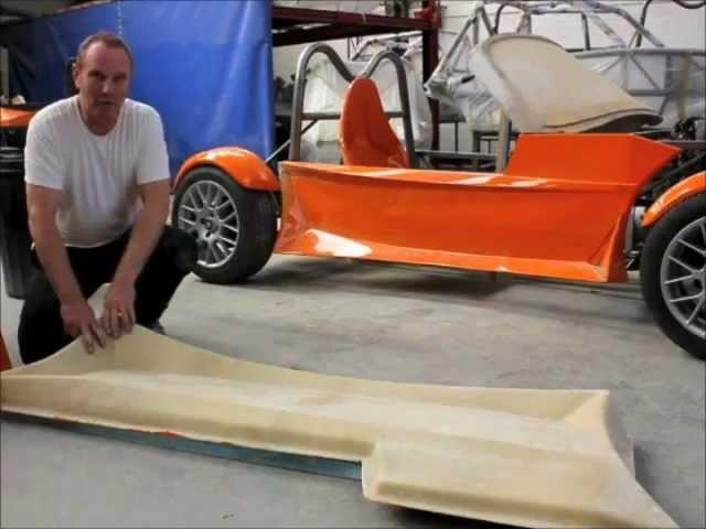 How to Build a Sports Car - Exomotive.com