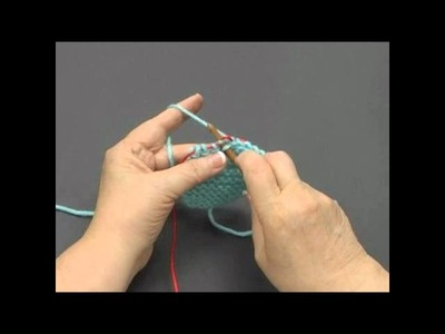 How to Knook: Binding Off (Right Handed)