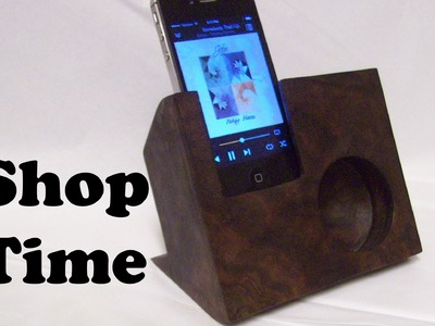How To Make A Wooden Speaker