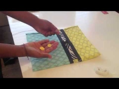 How to Make an iPad Case: Bubble Mailier turned iPad case Tutorial