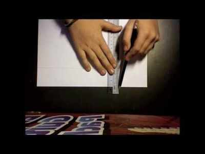 How To Make Fake Cigarettes (Advanced Tutorial)