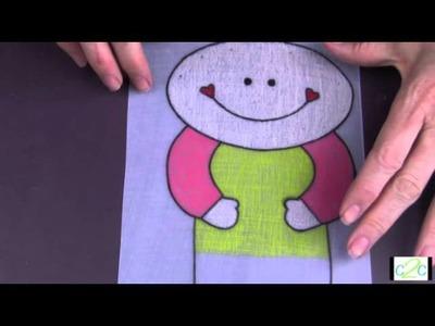 How to Make Shrink Plastic Pocket Pals by Tiffany Windsor