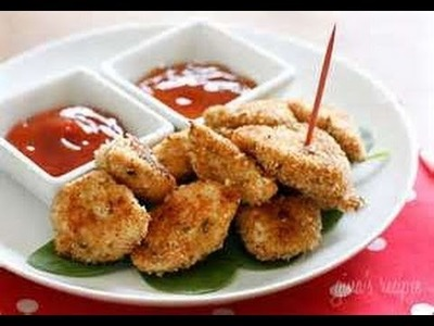 How to make the best vegan chicken nuggets