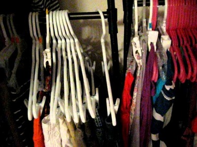 How to Organize a Non-Walk In Closet