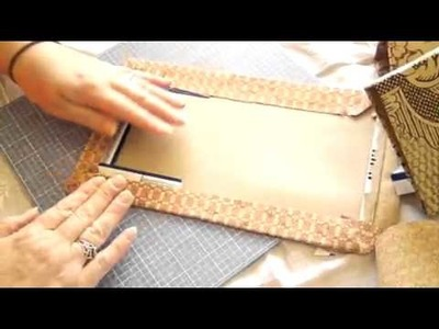 Journal Cover Using Material--- Tutorial P3 of 3