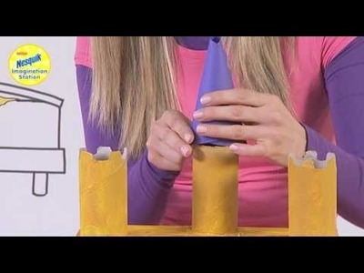 Make Your Own Fairy Castle