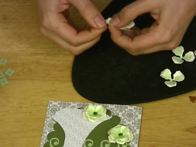Mary's Corner - Wedding Card Tutorial
