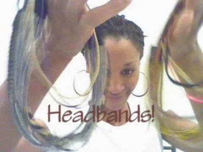 Natural Black Hair: Headbands For Natural Hair