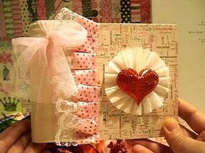 Paper Bag Mini Share + Valentine Goodness from nanajl54