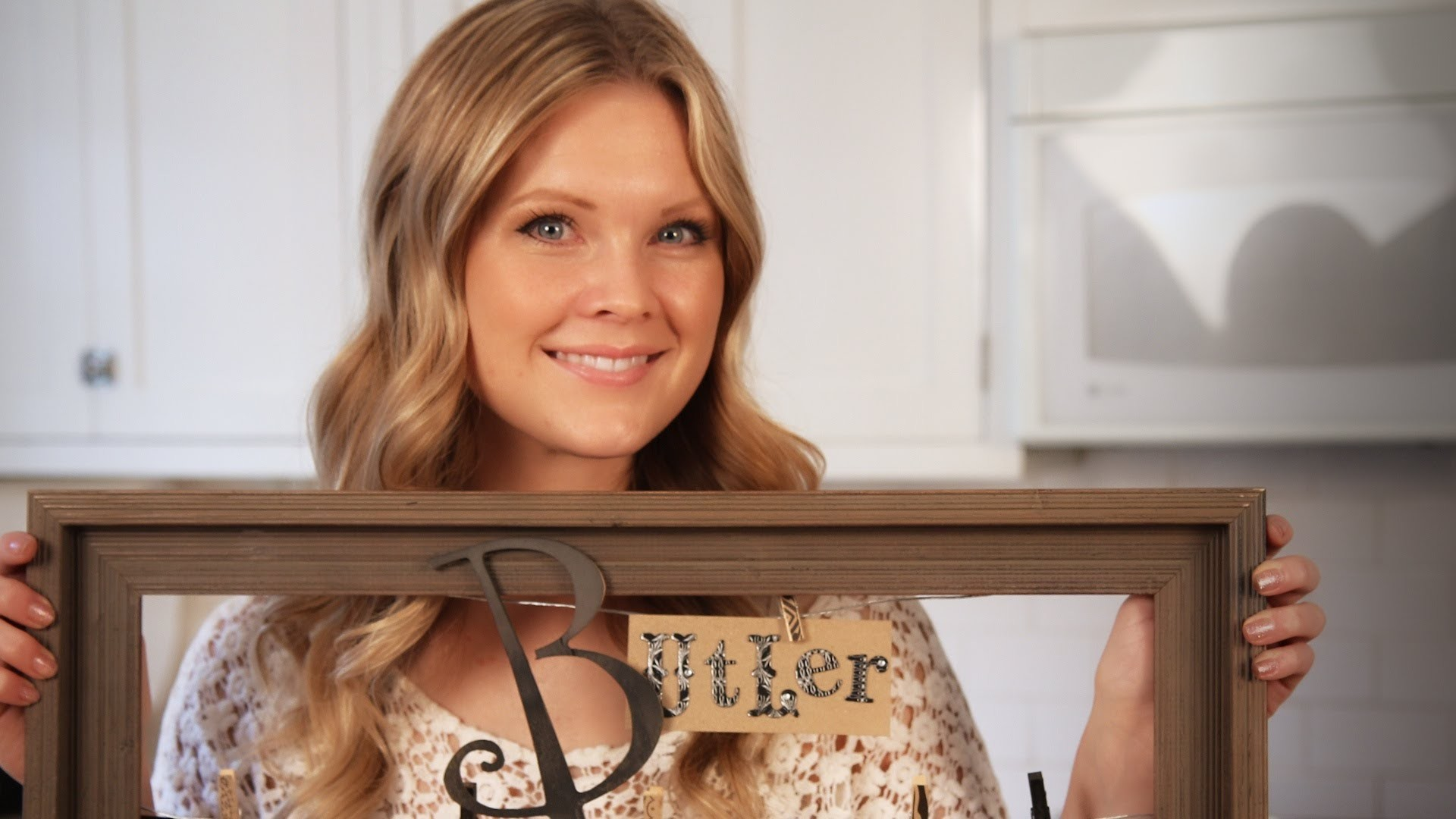 Personalize Picture Frame