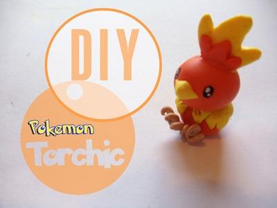 Pokemon Torchic Tutorial [Polymer Clay ^_^]