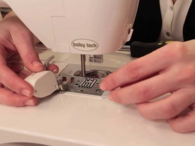 Quilty: How to Stitch in the Ditch