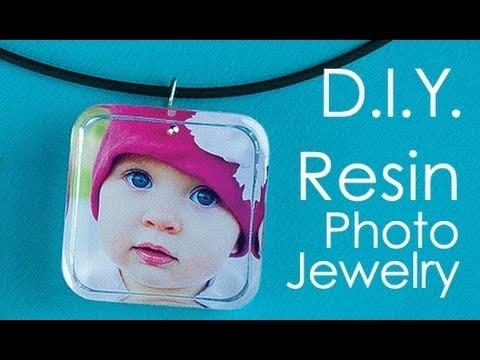 Resin Jewelry by Little Windows