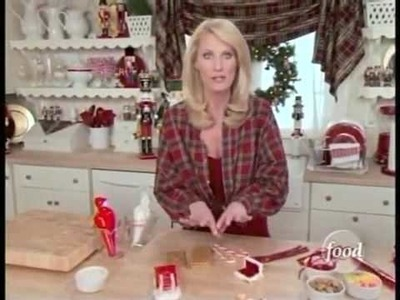 "Sandra Lee, Semi-Homemade, ""Holiday Cocktail Party"" Part 3"