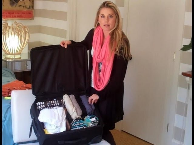 Secrets of Carry-On Travel (how-to Pack, Dress, and stay Stylish).  w.Laurel House