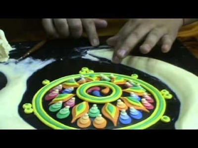 The Sacred Art of Butter Sculpture Making by Geshe Dorje