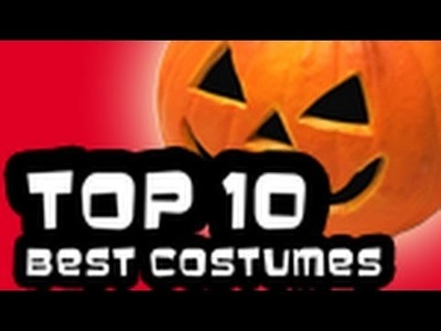 Top 10 Best Homemade Halloween Costumes - Cool Ideas