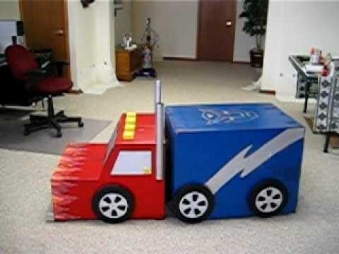 Transformer Costume - Optimus Prime