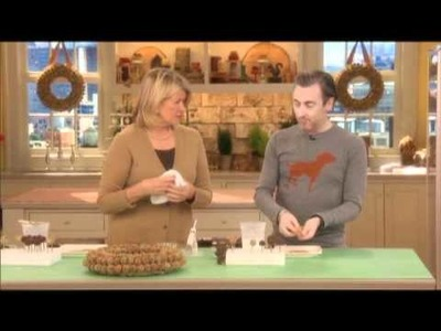 Alan Cumming's Martha Impression | Alan Cumming | Martha Stewart