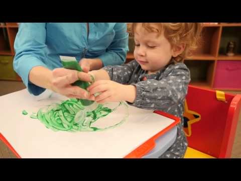 Alex Toys  finger paint paper and tray 1807T