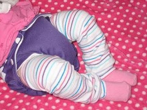 Baby Leggings Tutorial