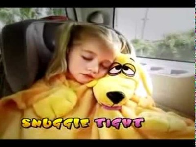 CuddleUppets | Cuddly Blanket Puppets for Kids!