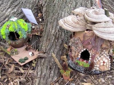 Fairy Garden Homes