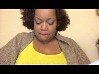 Flosstube cross stitch video #6 WIPS Happy mail haul.