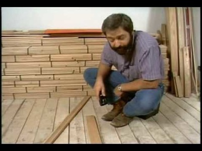 "Hardwood Floors Moisture Content - Hardwood Floor Layout - ""Laying Hardwood Floors"" Part 3 of 8"