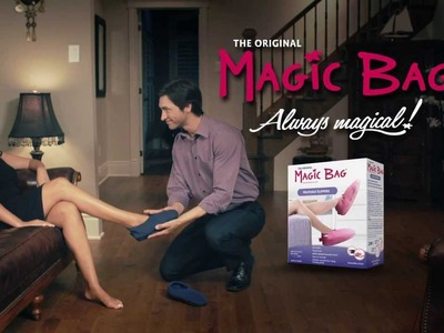Heatable Slippers from Magic Bag