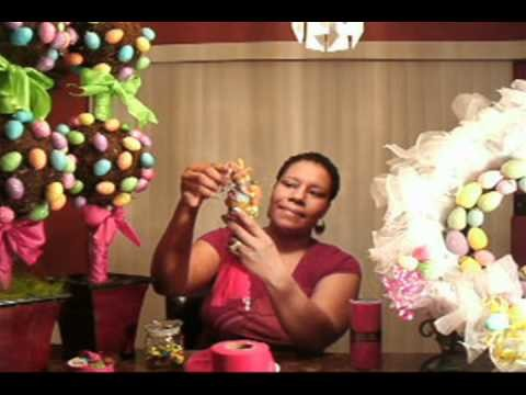 Home &Garden: Easter Decorations Project