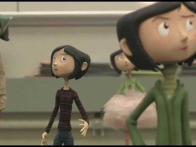 How the movie Coraline was made (Full HD)