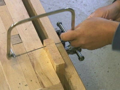 How to cut Dovetail Joints by Hand