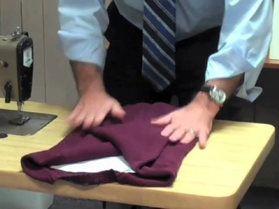 How to Fold a Sweater Properly
