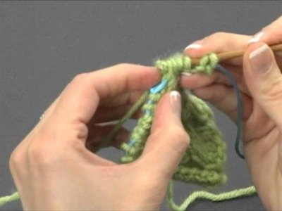 How to Knook: Cables (Right Handed)