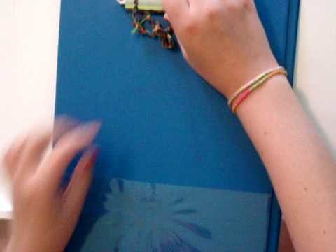How to make a chain friendship bracelet